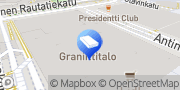 Kartta Regus - Helsinki, Graniittitalo Helsinki, Suomi