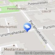Kartta All Over Press Finland Helsinki, Suomi