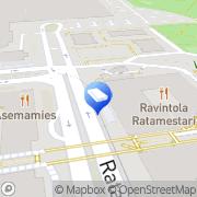 Kartta Ferratum Helsinki, Suomi