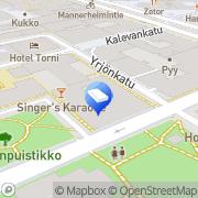 Kartta Fondia Oyj Helsinki, Suomi