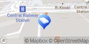 Kartta Kaivopihan suutari Oy Helsinki, Suomi