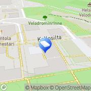 Kartta TM-Edit Helsinki, Suomi