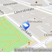 Kartta Arkkitehtitoimisto Laatio Oy Helsinki, Suomi