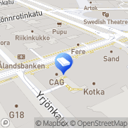 Kartta Staria Consulting Oy Helsinki, Suomi