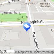 Kartta Modera Ky Helsinki, Suomi