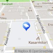 Kartta Ahoy Jussi Aho Oy Helsinki, Suomi