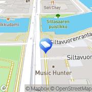 Kartta Språkkonsult Marianne Saanila Helsinki, Suomi