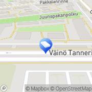 Kartta Raitamo Oy Vantaa, Suomi