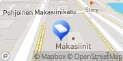Kartta Työsuhdejuristit Oy Helsinki, Suomi