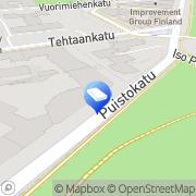 Kartta Kiiki Works Tmi Helsinki, Suomi