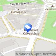 Kartta Asuntoignatius Helsinki, Suomi