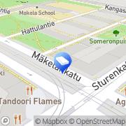Kartta Asunto Oy Mäkelänkatu 34 Helsinki, Suomi