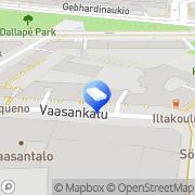Kartta Jarnamar Oy Helsinki, Suomi
