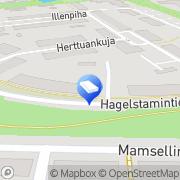 Kartta Käännöspalvelu Tanja Wawerek Vantaa, Suomi
