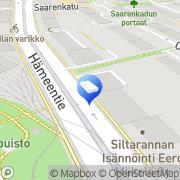 Kartta NetItBe Oy Ltd Helsinki, Suomi