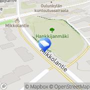 Kartta Kuljetusliike Santala Jorma Oy Helsinki, Suomi