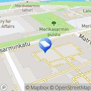 Kartta Minä Olen - kauppa Helsinki, Suomi