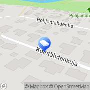 Kartta Kuljetusliike Oksa &  Co Oy Helsinki, Suomi
