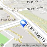 Kartta Insinööritoimisto RI-konsultit Oy Helsinki, Suomi