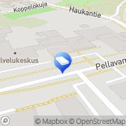 Kartta Tuusulan kunta Riihikallion päiväkoti Tuusula, Suomi