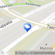 Kartta Insinööritoimisto Akvedukti Oy Helsinki, Suomi
