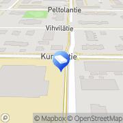 Kartta Vantaan kaupunki Kukkopillin päiväkoti Vantaa, Suomi