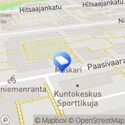 Kartta DragonFire Oy Helsinki, Suomi