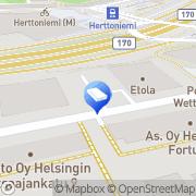 Kartta Schaumann Retail Finland 2 Oy Helsinki, Suomi