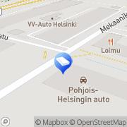 Kartta Sipoon Cityasennus Oy Helsinki, Suomi