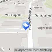 Kartta Isola-Platon Oy Helsinki, Suomi