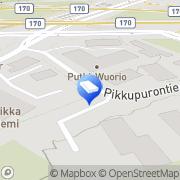 Kartta Sound Inn Helsinki, Suomi