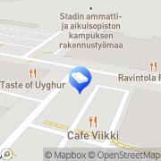 Kartta Kiinteistö Oy Helsingin Putkitie 3 Helsinki, Suomi