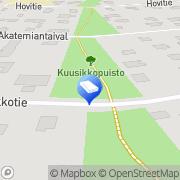 Kartta Maanrakennus- ja Kuljetusliike Salmela Simo Oy Vantaa, Suomi