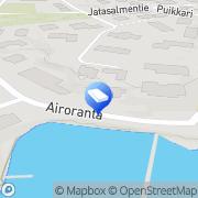 Kartta SK-Monitoimialat Oy Helsinki, Suomi