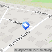 Kartta Bostads Ab Botbystrand Kurkimäki, Suomi