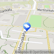 Kartta Keravan kaupunki Savion päiväkoti Kerava, Suomi