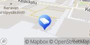 Kartta Kiinteistönvälitys Pete Lind Lkv Oy Kerava, Suomi