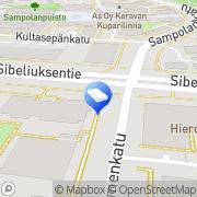 Kartta TS Services Oy/ Mattopiiat Kerava, Suomi