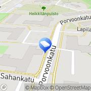 Kartta Tilasähkö Oy Kerava, Suomi