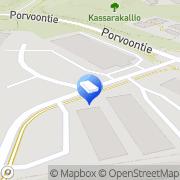 Kartta MTJ-Sportmaalarit Oy Kerava, Suomi
