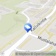 Kartta Suomenlinnan Ohjelmapalvelu Oy Helsinki, Suomi
