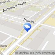 Kartta Karasu Oulu, Suomi
