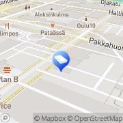 Kartta Asunto Oy Oulun Liiketalo Oulu, Suomi