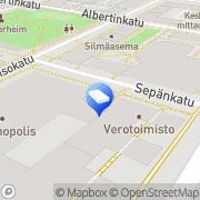 Kartta Fonecta Oy Oulu, Suomi