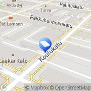 Kartta Insinööritoimisto Mertanen Ky Oulu, Suomi