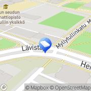 Kartta Oulun Remonttipalvelu Avoin yhtiö Oulu, Suomi