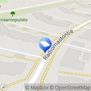 Kartta HHCom.net Oulu, Suomi