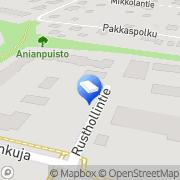 Kartta Pesu Panu Tmi Vehko, Suomi