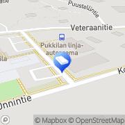Kartta Pukkilan Liikekeskus Kiinteistö Oy Pukkila, Suomi