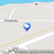 Kartta Terhimaaria Ky Tikkakoski, Suomi
